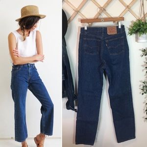 Levi's | 501 Vintage High Waisted Mom Jeans P315